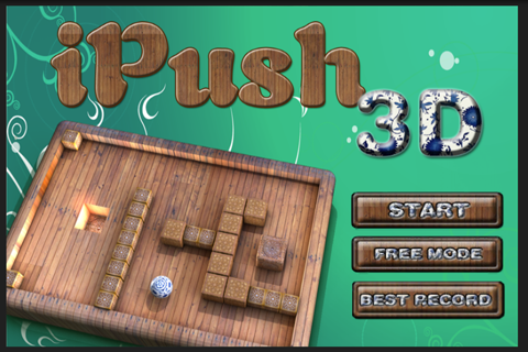 Screenshot iPush3D II