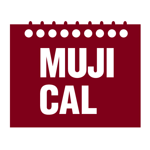 MUJI CALENDAR for iPhone