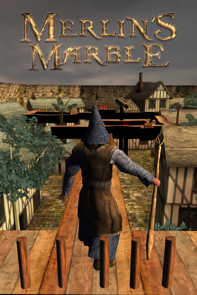 Screenshot Merlin's Marble