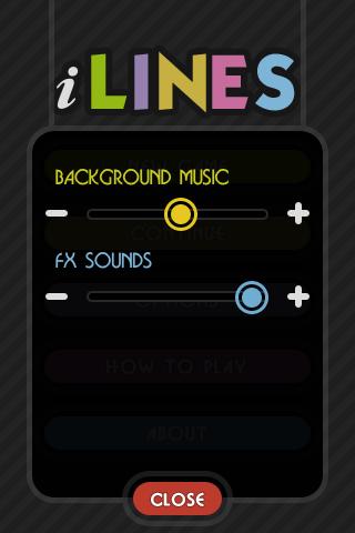 Screenshot iLines Pro