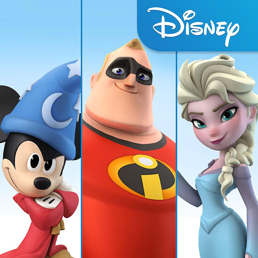 Disney Infinity Toybox: Spiel ohne Grenzen. Spass ohne Ende. iOS